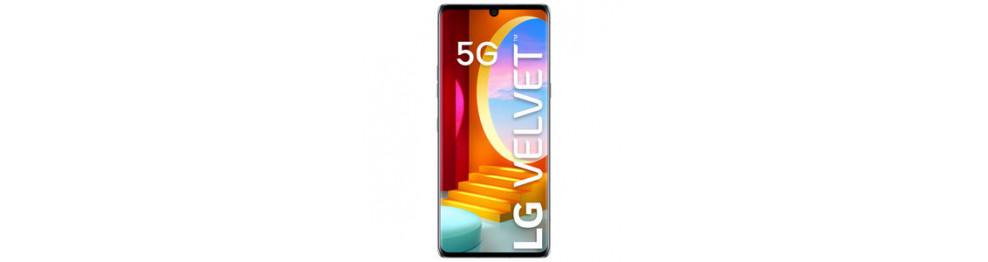 LG Velvet, Velvet 5G